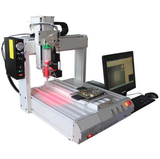 桌面经济型锡膏喷印机